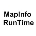 MapInfo RunTime