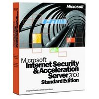 Microsoft ISA Server Standard Edition